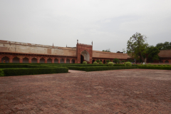 Agra Fort -  Another look from inside the Fort