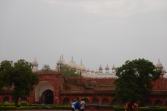 Agra Fort - look from inside