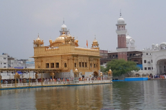 Amritsar & Golden Temple - Golden Temple View
