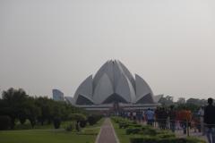 Delhi's famous Lotus Temple