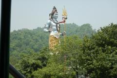 Haridwar - Lord Shivas statute