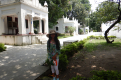 Haridwar - Saptrishi Ashram, another view
