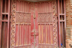 Jallianwala Bagh -One of the complexes gates which were all closed on the day of the massacre
