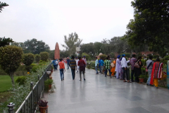 Jallianwala Bagh - People from across India can be seen visiting