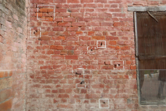Jallianwala Bagh -Wall with bullet marks