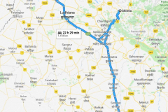 Part1 Delhi-Shimla-Amritsar-Delhi