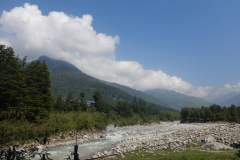 Manali Rohatang Pass - Beas river is a real beauty