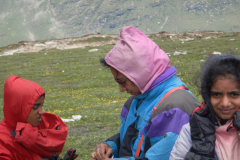 Manali Rohatang Pass - Biting cold even in July