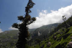 Manali Rohatang Pass - Scenic beauty along the way is unparalleled