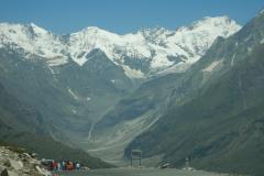 Manali Rohatang Pass - Snow capped nature