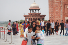 Taj Mahal - Selfie again