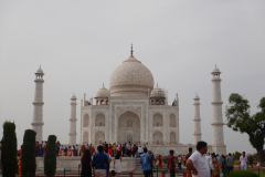 Taj Mahal - The Majestic Monument