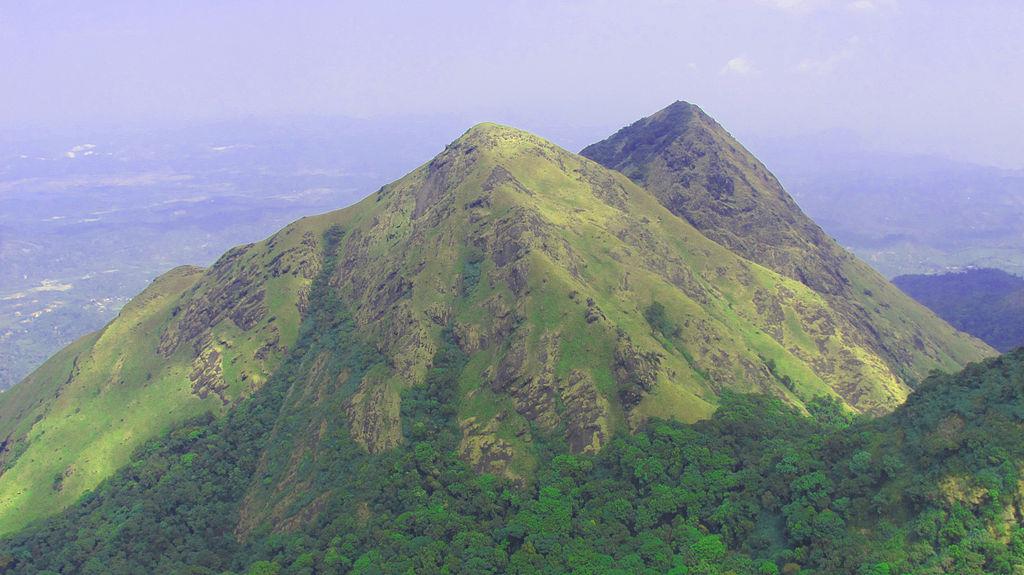 Chembra Peak. Picture courtesy -Wikipedia